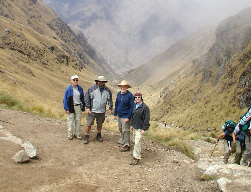 Get to know the best of the Inca Trail to Machu Picchu