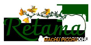 """Retama Machu Picchu"" Logo"